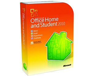 microsoft office and other software licence