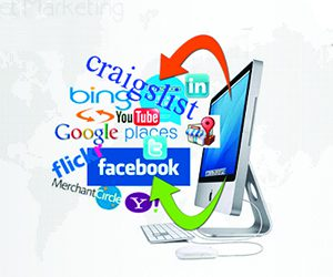 web marketing and sales creation